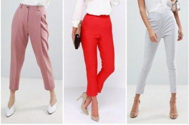 Топовые модели женских брюк