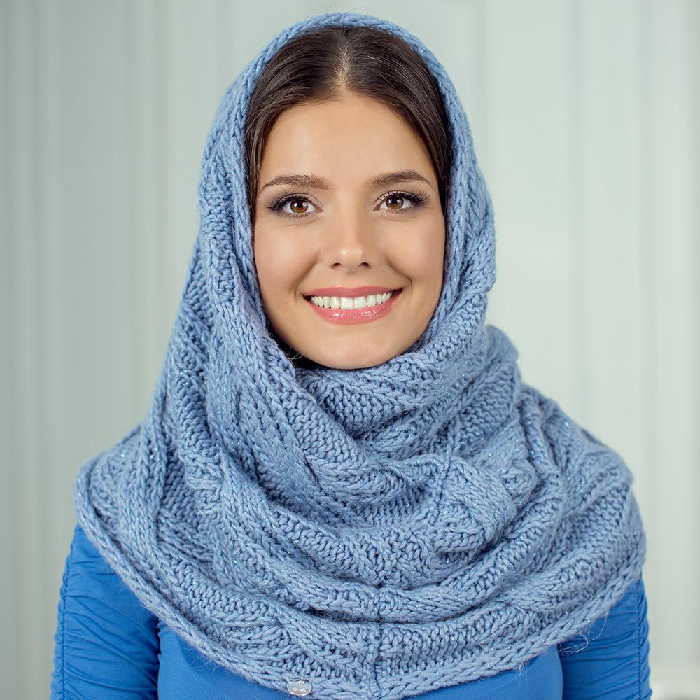 Модные женские шарфы 2019-2020