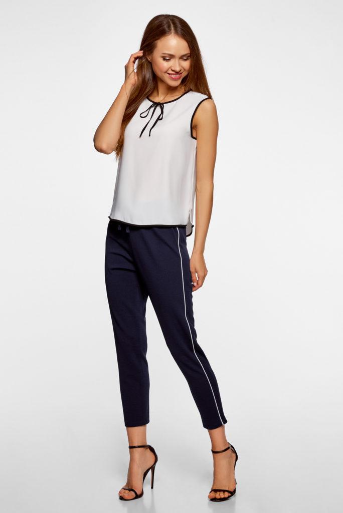 Модели женских брюк