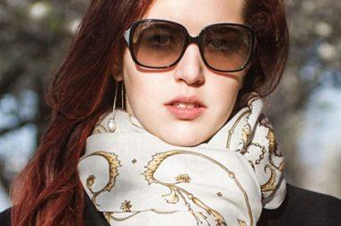 Модные шарфы сезона весна 2020 (топ-7 рейтинга)